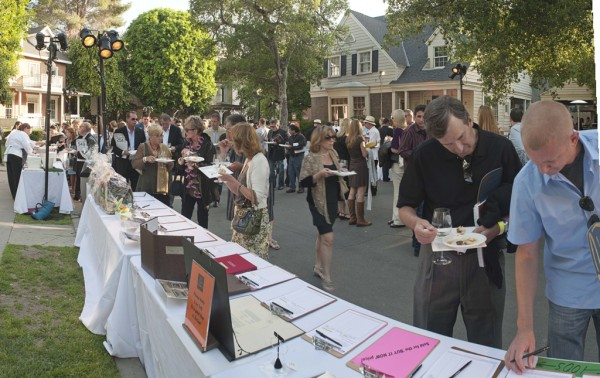CF 2013 wine auction