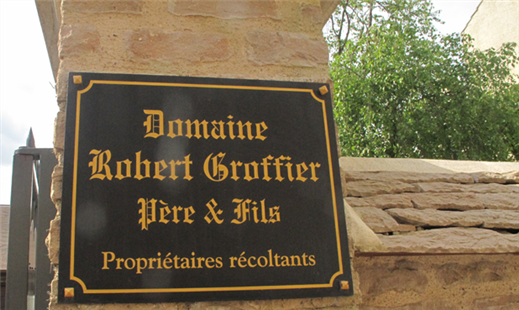 robert groffier sign
