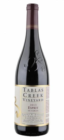 2013 tablas creek espirit de tablas