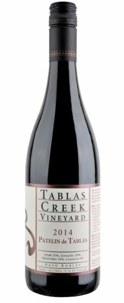 2014 tablas creek patelin de tablas