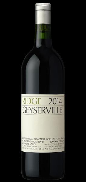 ridge 14 geyserville