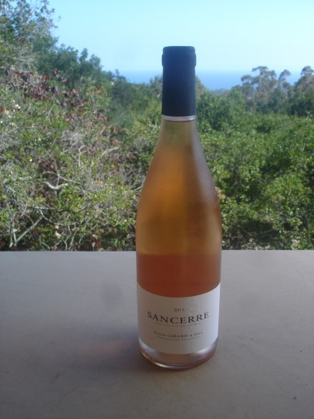 15 girard sancerre rose