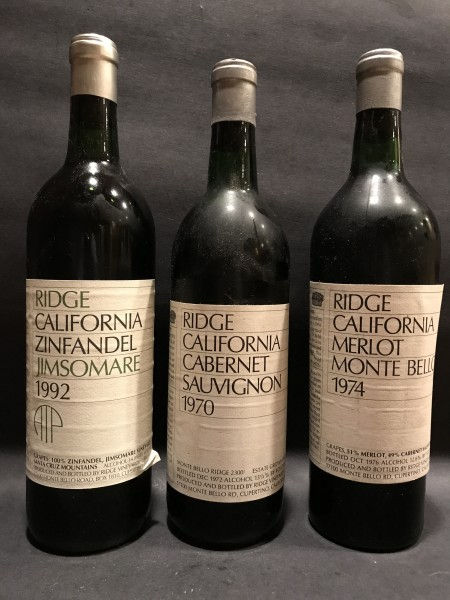 old ridge wines